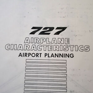 boeing 747 airport planning manual