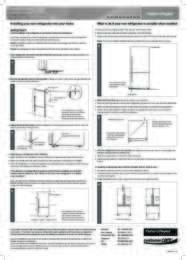 fisher paykel icon instruction manual