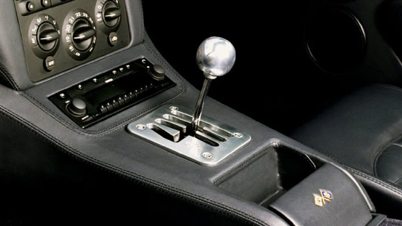 flappy paddle gearbox vs manual