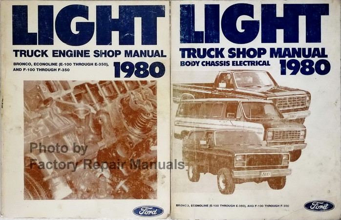 ford f 100 service manual