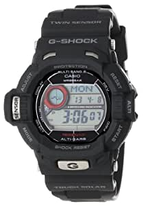 g-shock riseman gw-9200 manual