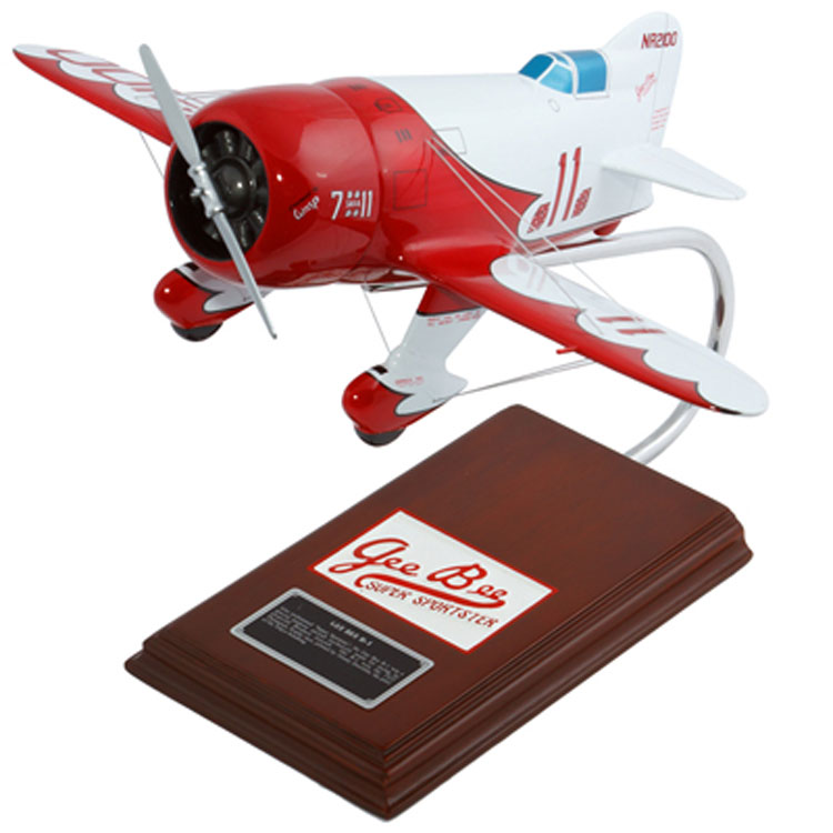 great planes gee bee manual