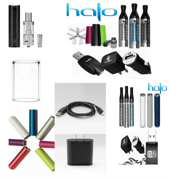 halo triton e cig manual