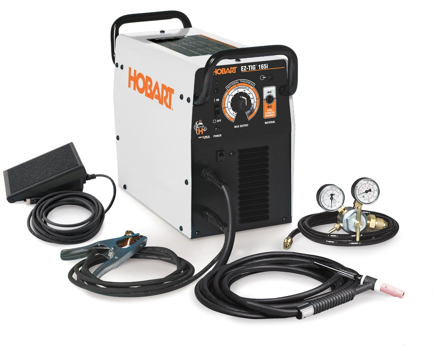 hobart ez tig 165i manual