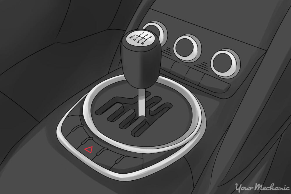 how to change your car from automatic to manual