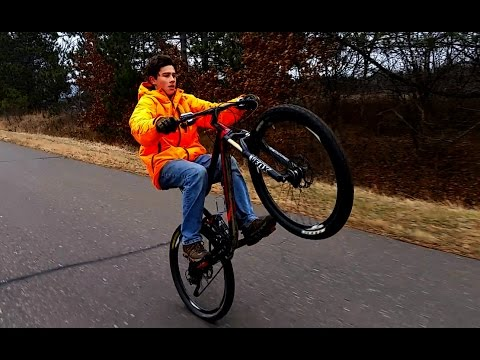 how to manual on a bmx bike for beginners