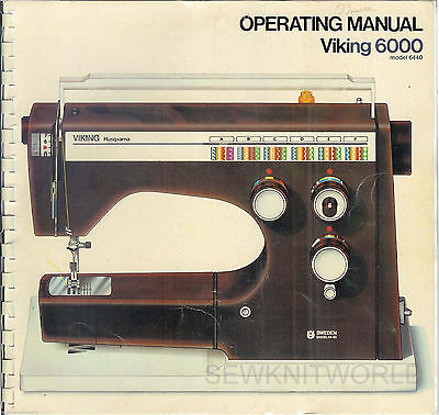husqvarna m220 sewing machine manual