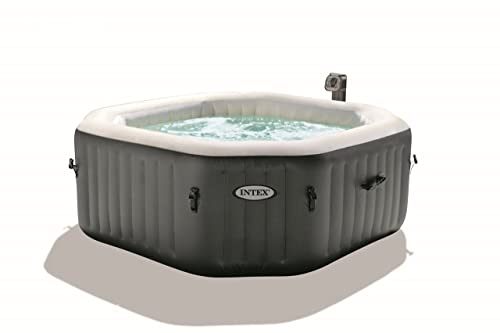 intex 120 bubble jets 4 person octagonal purespa manual