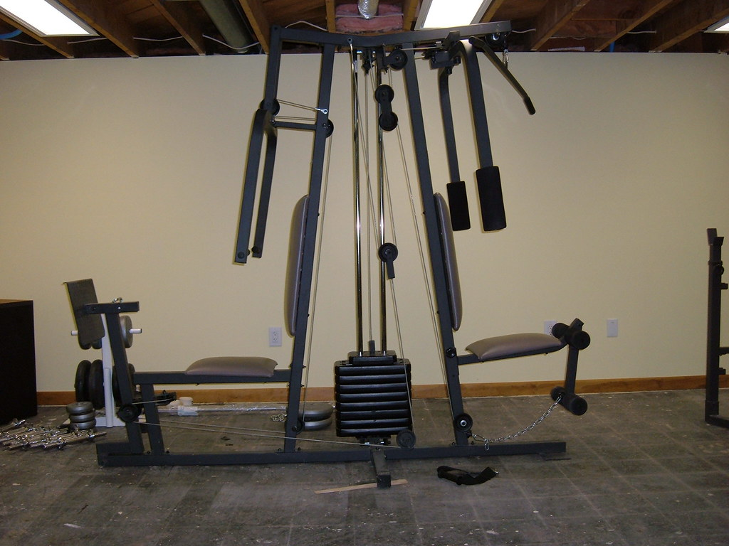 joe weider home gym manual