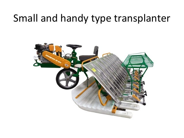 manually operated seed sowing machine pdf