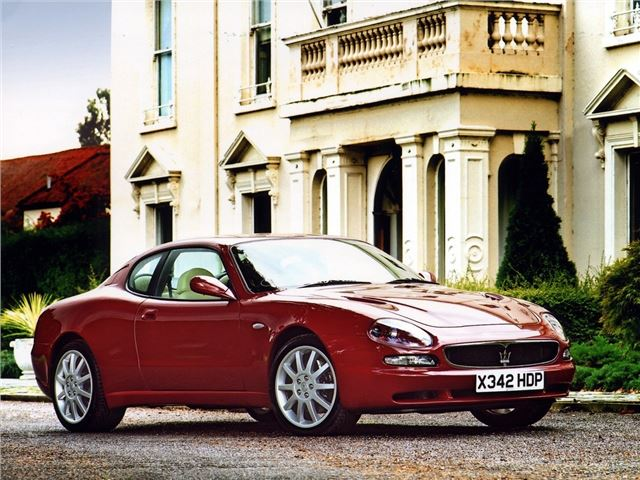 maserati 3200 gt manual review