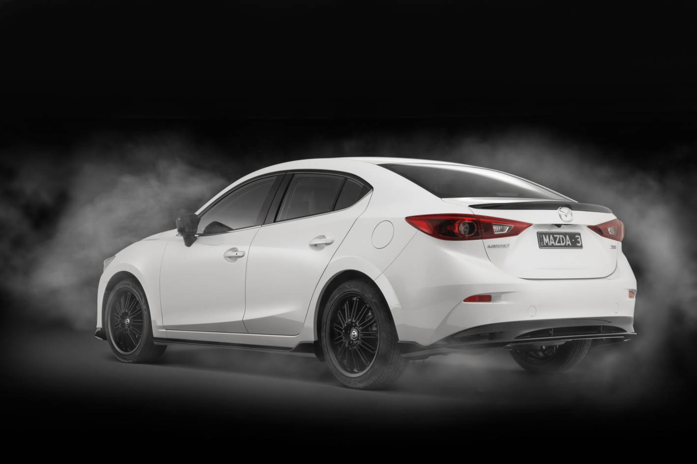 mazda3 sp25 gt manual sedan back