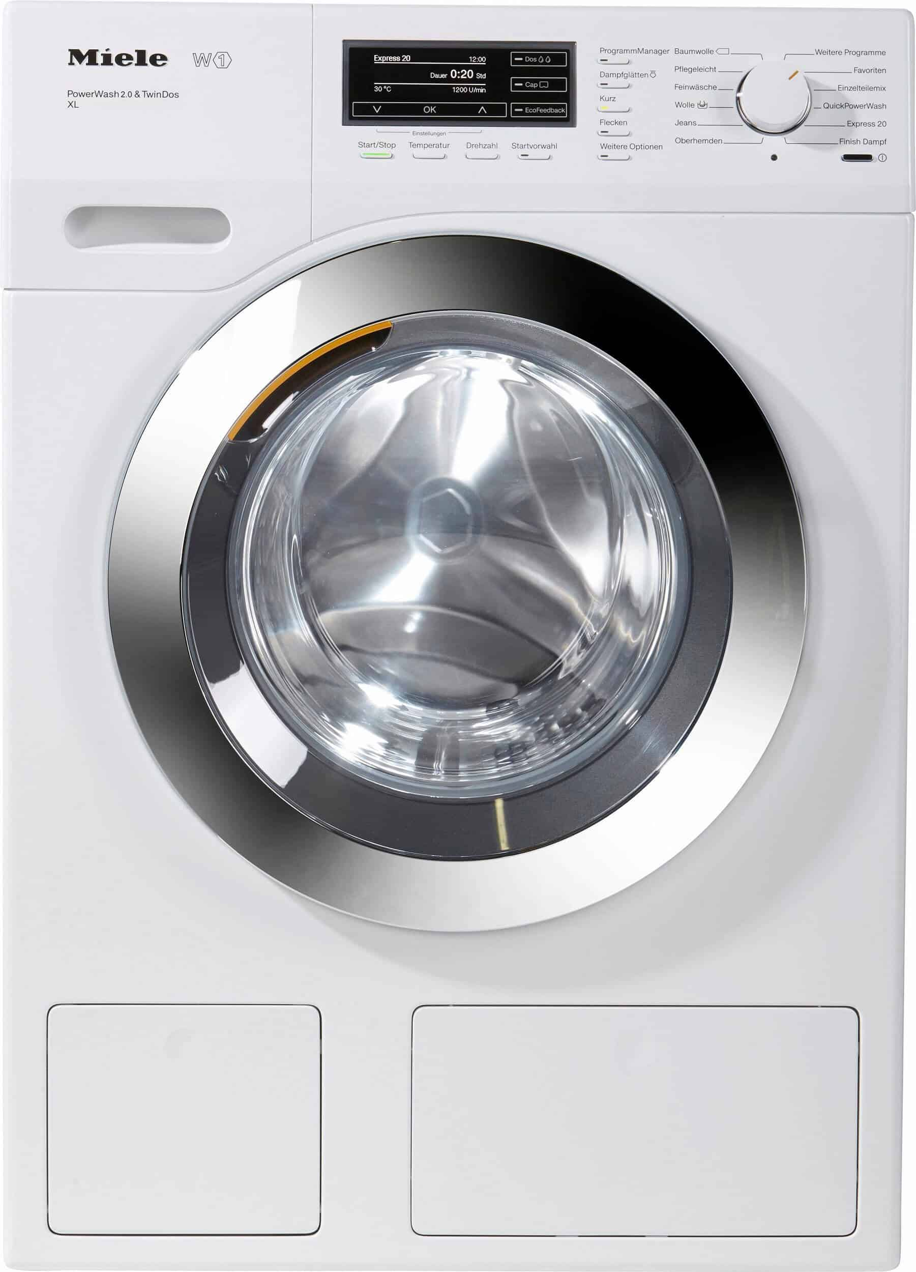 miele wkr 770 wps manual