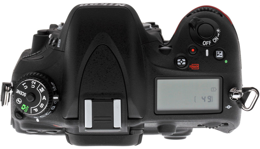 nikon d600 manual focus confirmation