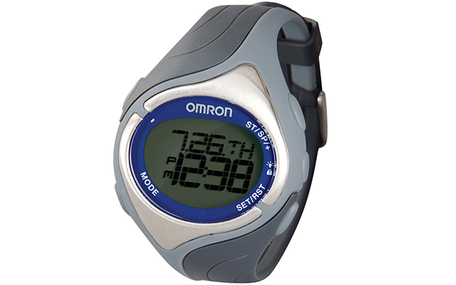 omron hr-210 strapless heart rate monitor manual