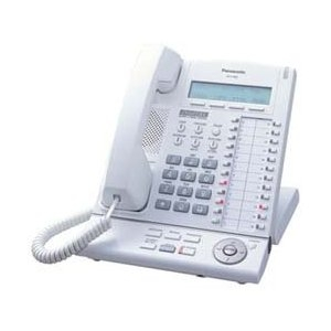 panasonic kx t7633 business telephone system user manual