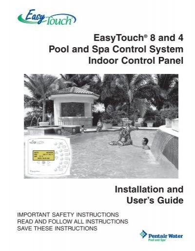 pool solar controller ms3d manual
