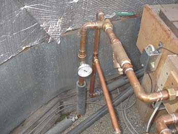 radiant hot water system manual