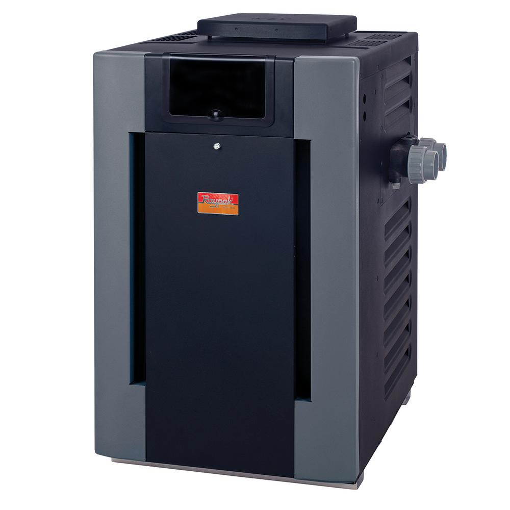 rheem pool heater 266 manual