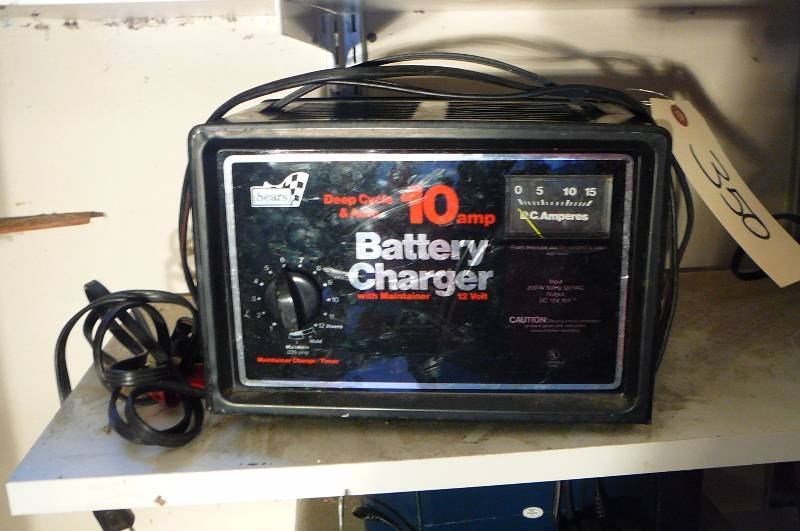 sears 10 2 amp battery charger manual