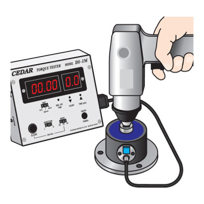 securepak spring torque tester manual