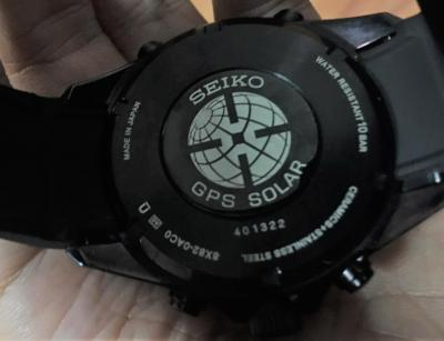 seiko astron chronograph user manual