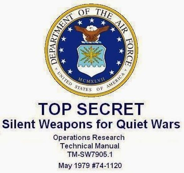 silent weapons for quiet wars an introductory programming manual