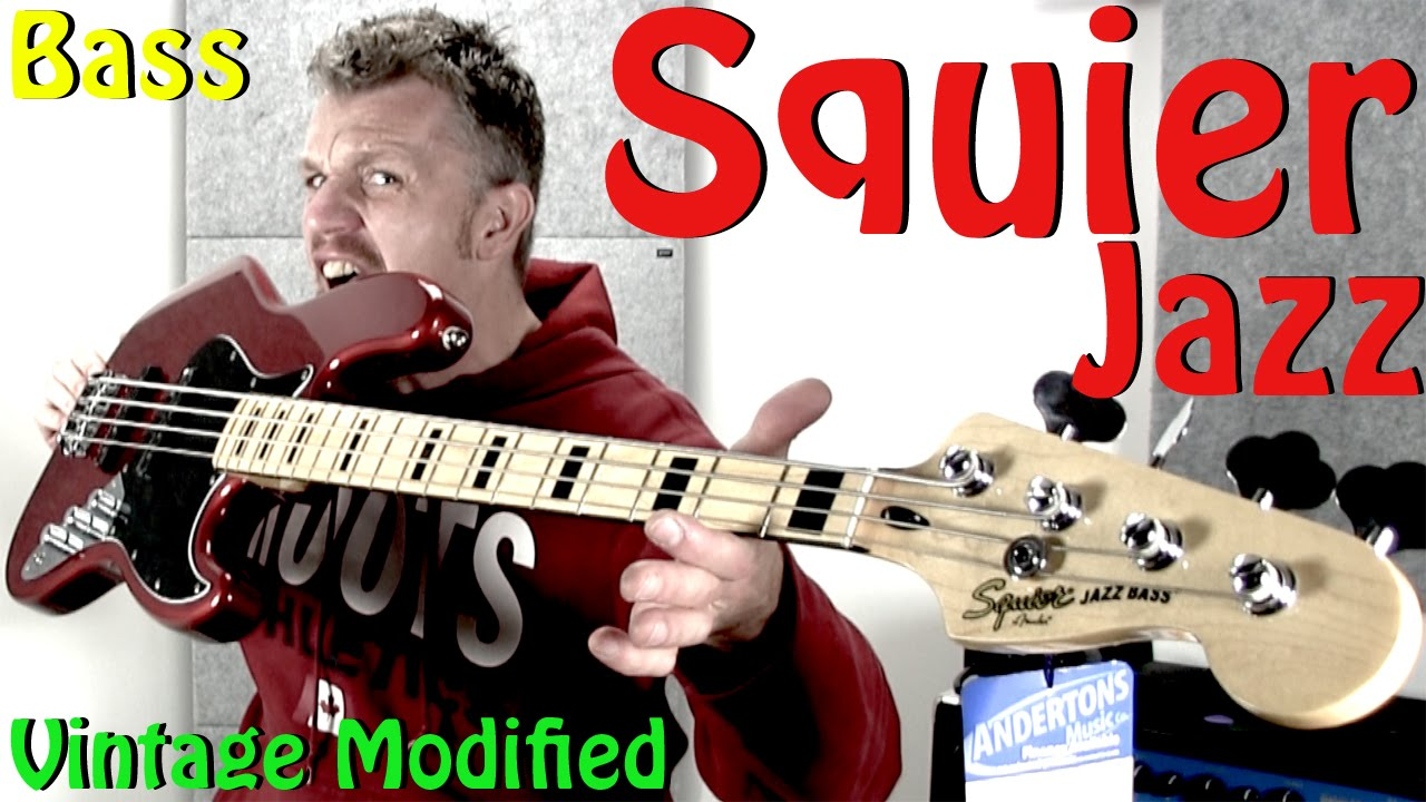 squier affinity jazz bass manual