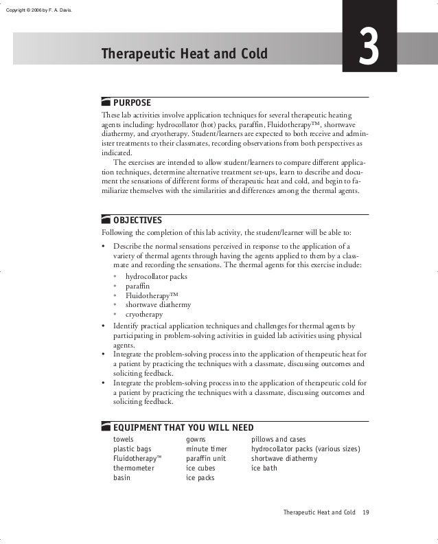 student laboratory manual for what the differences