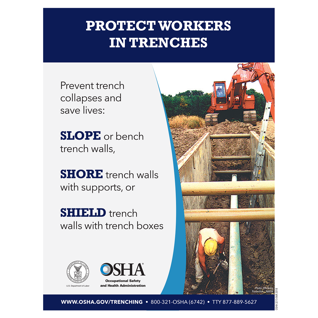 trenching and shoring manual state of california