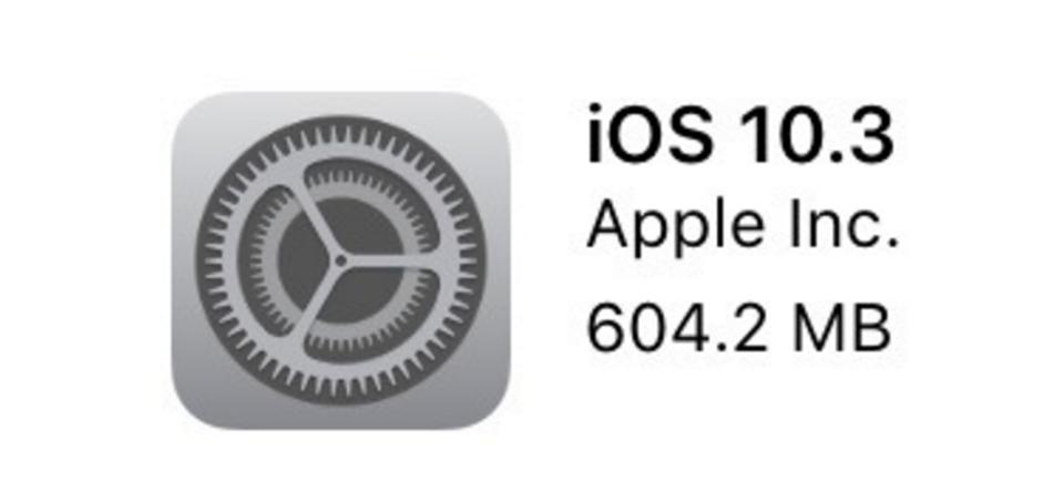 upgrading iphone to 10.3 manually