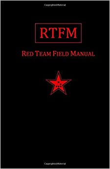 what is the red team field manual