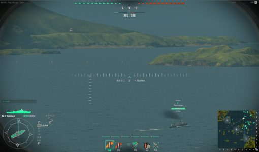 world of warships carrier manual drop 2017