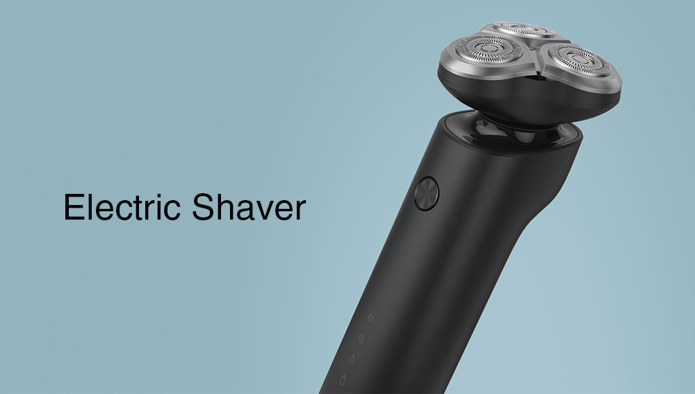 xiaomi mijia electric shaver razor user manual mjtxd01sks