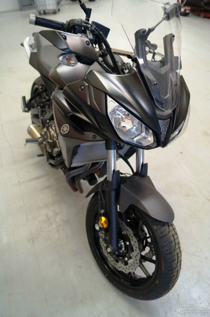 yamaha mt 07 tracer manual